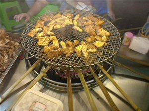 蒙哥大竹�烤肉!昨天�吃了。今天�想吃!