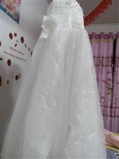 全新婚纱便宜出售