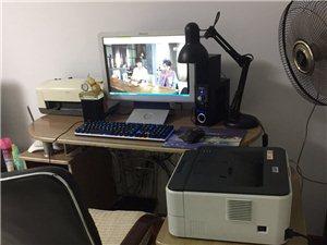电脑,电脑桌,电脑椅整套出售