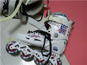 轮滑鞋出售,9.5新