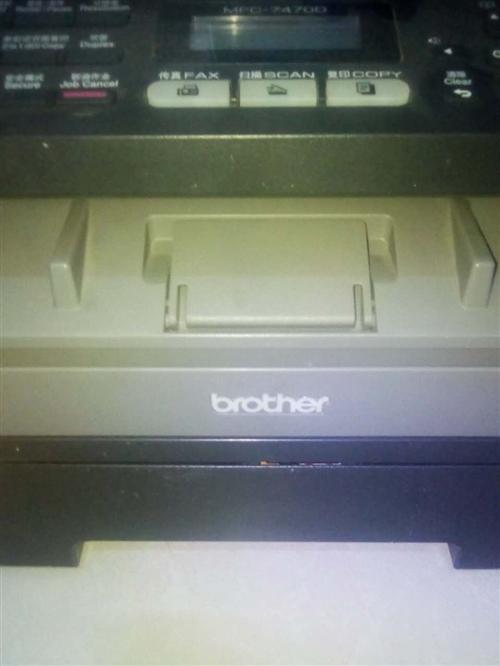 出售95成新激光打印傳真一體機,還有一個碎紙機