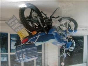 出售二手雅玛哈摩托车一辆