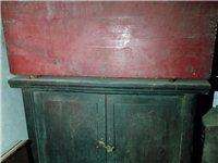 櫥子,老式櫥子,前幾年有個收古董的想要我...