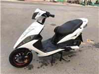 鬼火摩托车出售,车况很好,微信:ccc0...