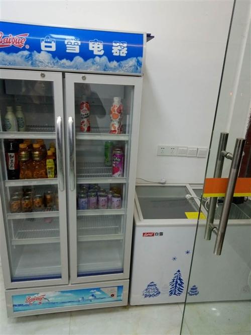 冰柜沒用過,新的