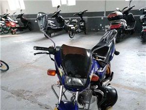二手铃木摩托车出售,很爱惜,车况良好,发...
