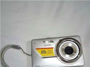柯达相机10.2送内存卡,没充电器,电池...