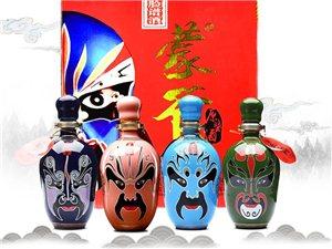 蒙爷原浆酒,百分百纯粮制造