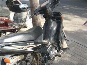 雅马哈i8两轮摩托8成新手续全3000