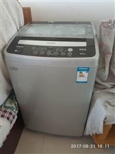 全新全自动荣事达洗衣机出售,可洗8公斤。...