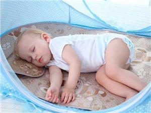 婴儿蚊帐罩宝宝蒙古包免安装可折叠支架有底...