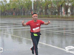 红都之旅,和风跑吧,参加2017瑞金国际红色半程马拉松赛纪实。