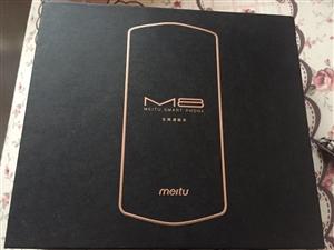 出售美图M8,64G红色,全网统官网标配...