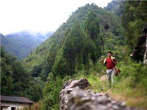 驻守在大山深处的扶贫干部-摄影:刘家根