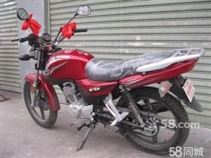 雅马哈俊风摩托车,4000多公里,基本全...