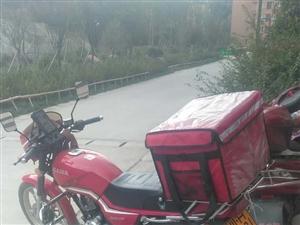 我有摩托车125九成新手续全,送车锁保温...