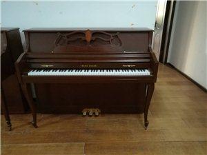 库房搬家现低价出售日韩原装进口二手钢琴,...