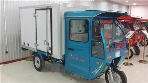 求购一辆二手三轮电动车,要有货箱的,送快...
