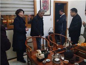 国家级著名书法家张锡良亲临澳门新葡京官网书画院指导
