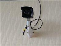 監控一套:包括4個攝像頭,高清防水設計,...