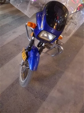 二手摩托车,急需用钱。