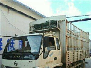 急转5米八高栏货车