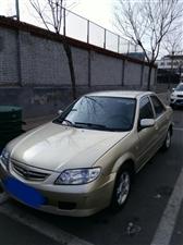 出售07年海马三厢轿车,手续齐全,费用1...