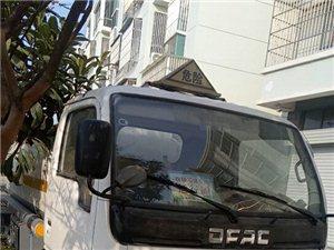 东风小霸王5m3流动加油车