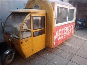 小吃车出售