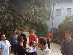 张发塘村村霸强占土地