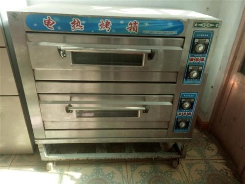 本人有一个电热烤箱,九成新,愿意出售,价格面议。有意者联系:15937846236