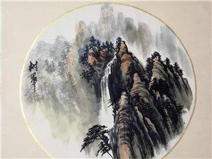 李树军国画欣赏