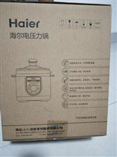 电压力锅,海尔电压力锅6升,全新,有要的...