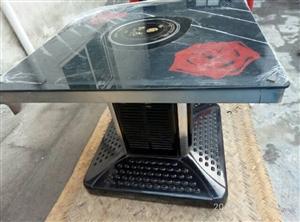 处理一批电取暖桌,有方桌,茶几,餐桌,麻将机,电暖扇等,二十公里内送货上门,也可自行前来选取心意的样...