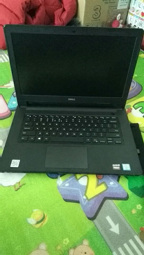 本来因有事,将戴尔笔记本电脑低价出售,有意者可致电18700042616,微信14791680135