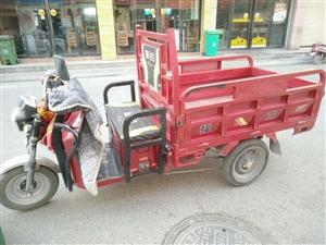 本人有辆电动三轮车,九成新,电瓶刚换不到一个月,欲出售,需要的联系