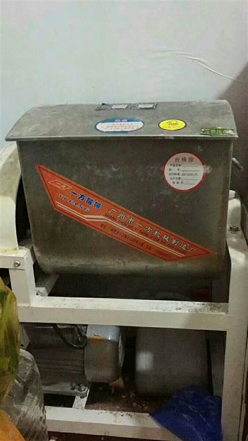 95成新和面机出售。 规格:12.5kg 由于规格略小,无法满足需求。 联系电话:136291...
