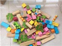 儿童积木玩具,一切如图。,大港区二小附近自提。微信,14672913,请注明来意