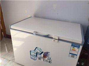 新飞冰箱,只用了几个月。唐百集团公司的货。质量有保证