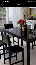 生产厂家处理库存餐桌椅 因今年查环保停产,现在处理库存休闲实木餐桌椅,质量好,款式新意,商场卖价19...
