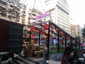爱尚,黄角树地下商业街即将开业,你们去逛了吗?