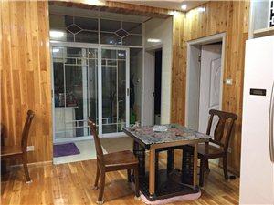 大公坪打井水处鑫财园小区,二楼一新精装修一年,面积126平米,三室两厅一厨两卫,全部地板条木板地,含