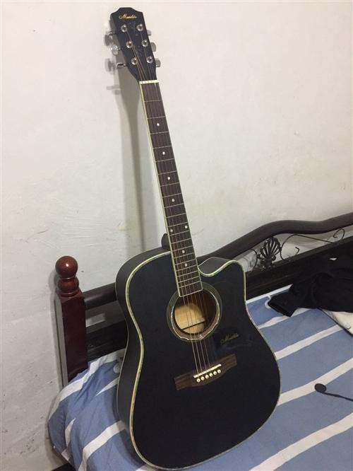 吉他,新买的,没用过