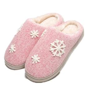 女士棉拖鞋 女士棉拖鞋 大量清货 还有两箱货 都是正牌了 乐拖牌子的 这个牌子正价都是二十多一双,...