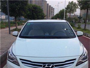 北京现代牌轿车