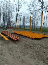 高价回收二手钢构厂房。