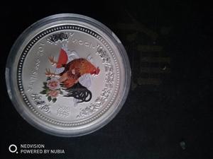 05年纪念币。全球500枚