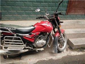 铃木GA150摩托车.2016年6月份的车