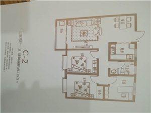 蠡州骏景3室2厅2卫63万元