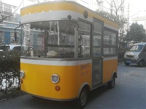 电动四轮小吃餐车,有炸锅,铁板烧,汤桶,可做奶茶,冷饮,炒菜等因个人原因出售,转给有需要的朋友